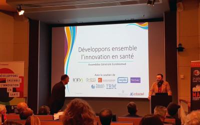 Axess Développement aux côtés d'Eurobiomed lors de l'Assemblée Générale du pôle ce 15 Mai !
